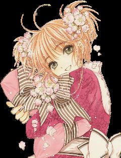cardcaptorsakura lovecore kawaii pinkaesthetic pastel freetoedit