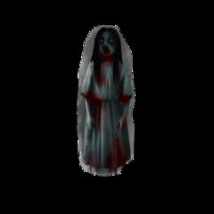 ghost halloween scary freetoedit