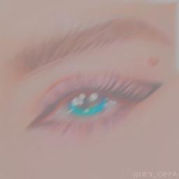 blueeyes greeneyes eyes aesthetic