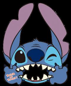 stitch trickortreat mask halloween freetoedit