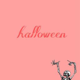 freetoedit halloween skeleton cute donaldduck