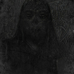 ghost horrorart dark doom calavera💀 freetoedit