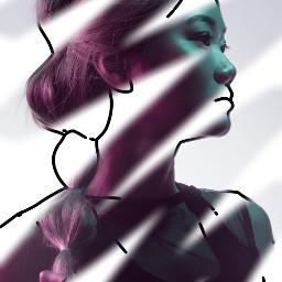 freetoedit sketch sketcheffect girl art
