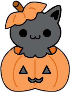 freetoedit cat gato gatocalabaza halloween scjack-o'-lantern jack-o'-lantern