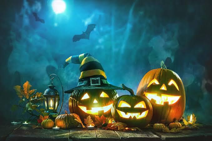 #freetoedit Halloween #halloween #scary #pumkin #scarypumpkin #remixit