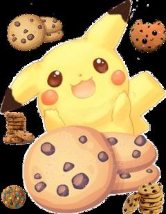 cookies pikachu cuteandkawaii freetoedit