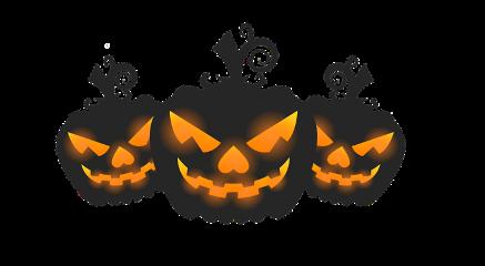 pumpkin halloween scary freetoedit