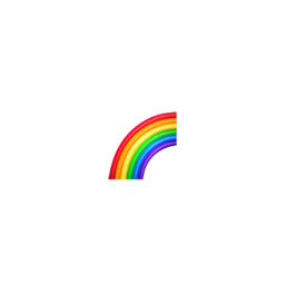 iphone shine rainbow emoji tumblr freetoedit