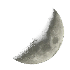 moon crescent transparant freetoedit