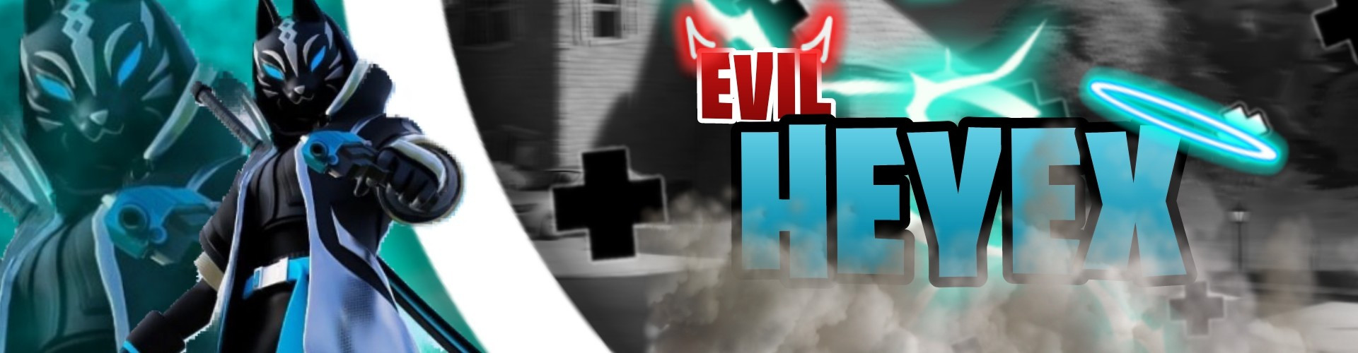 Banner for @evilexx 😈 At 20 likes I will release the free template😇 #fortnite #freetemplate #banner #fortnitebanner #evil #evilrc #EVILONTOP