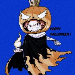 halloween halloween2019 natsu natsudragneel fairytail