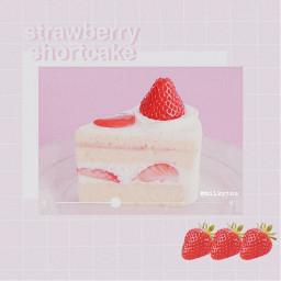 strawberryshortcake melaniemartinez freetoedit
