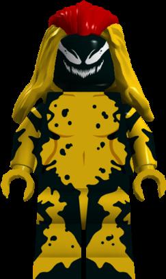 #scream #symbiote #spiderman #Lego #marvel #marvelcomics #villian