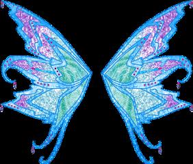 крылья винкс freetoedit
