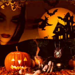 freetoedit echalloweenspirit halloweenspirit