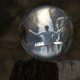 bubbles aesthetic desktopwallpaper freetoedit