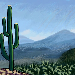 cactus alone dcalonelytree alonelytree