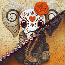 freetoedit vipshoutout dayofthedead artisticedit brushes