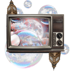 tv bubbles overlay towers foredit freetoedit