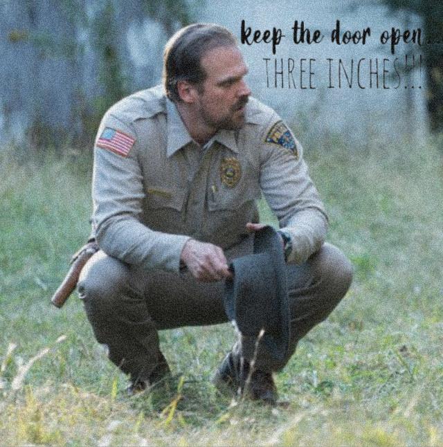 #hopper #davidharbour 🧡 #freetoedit