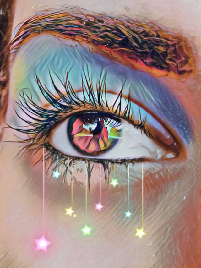 #freetoedit #stars #colorful #beauty