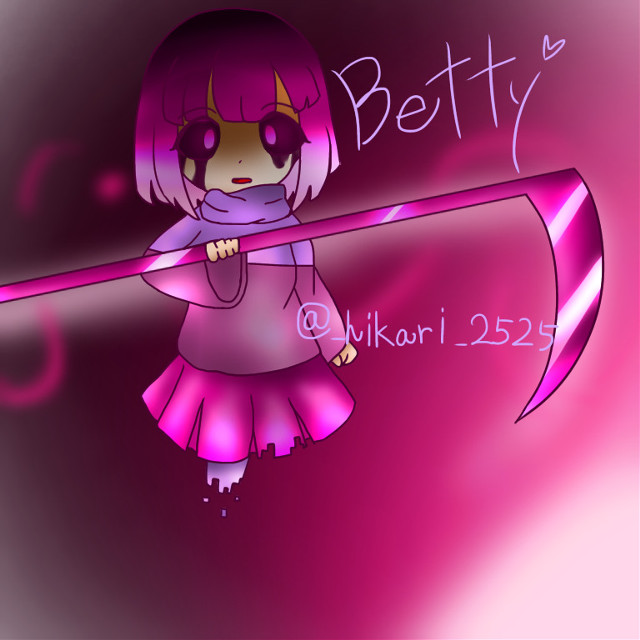 #glitchtale #glitchtale_betty #betty