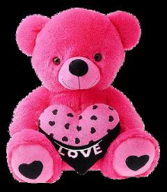 teddy bear love freetoedit