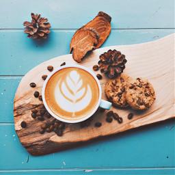 brunch miam food cofee cookies freetoedit