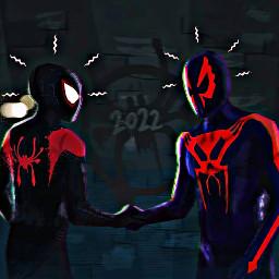 spiderman2099 milesmorales spidermanintothespiderverse spidermanintothespiderverse2 spiderverse freetoedit
