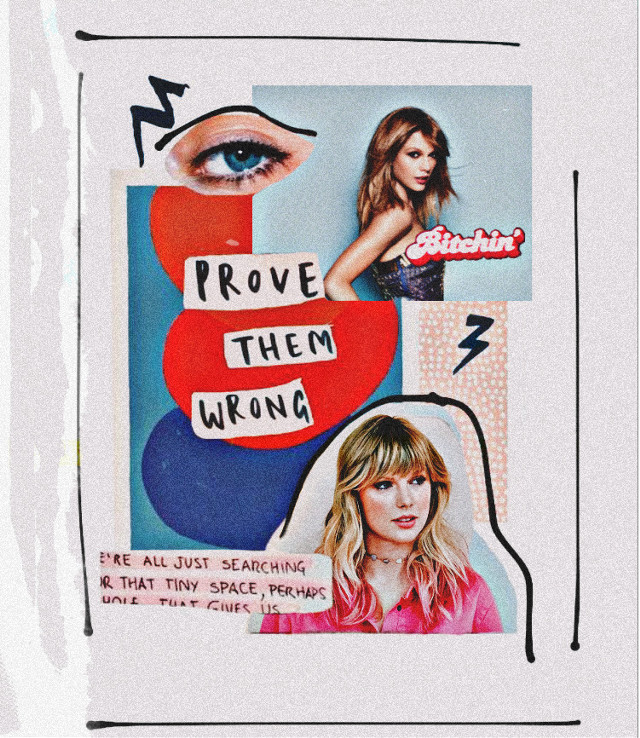 posted heaps of new stickers check em out💫 #taylorswift #collage