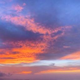 freetoedit sunset clouds skylover naturephotography