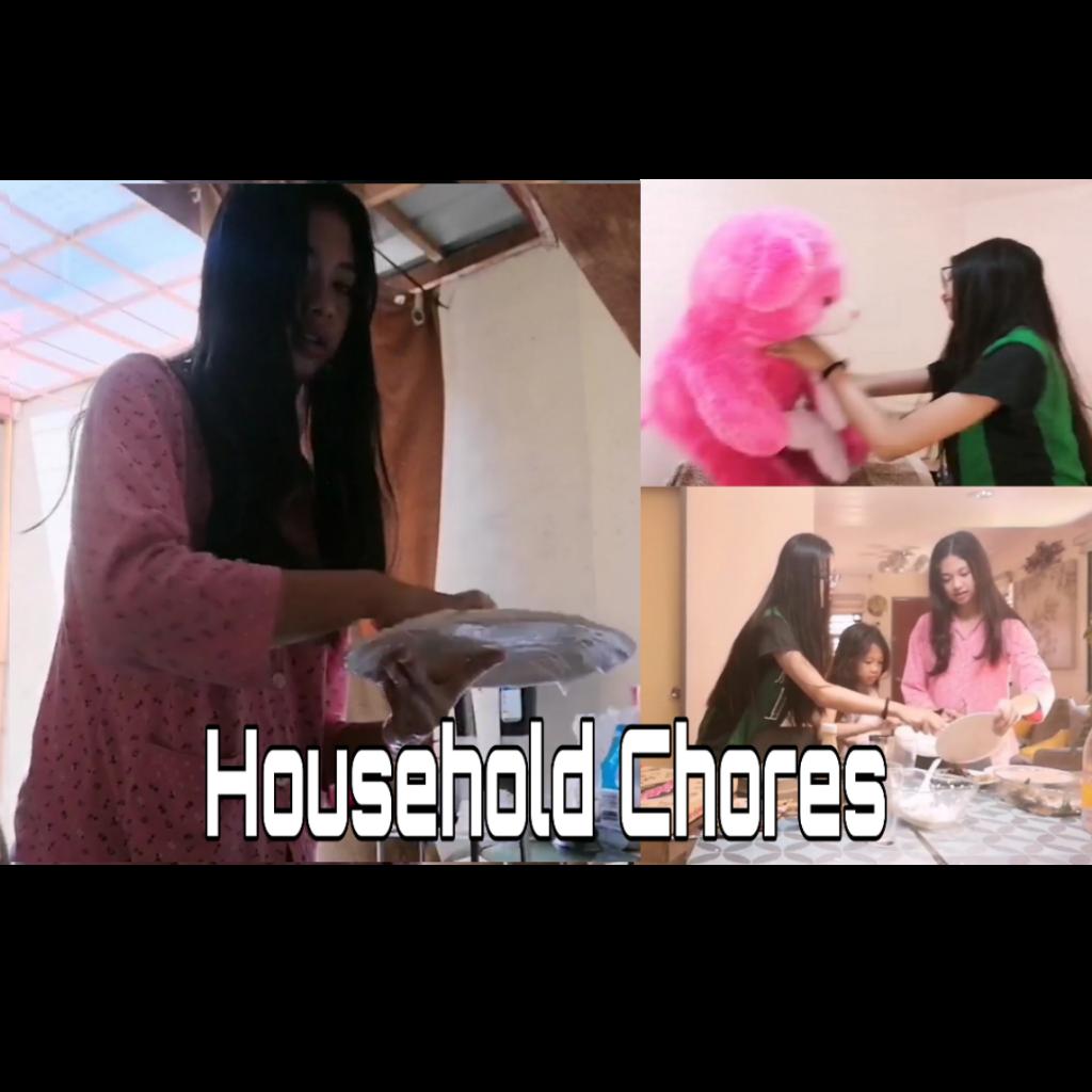 #householdchores