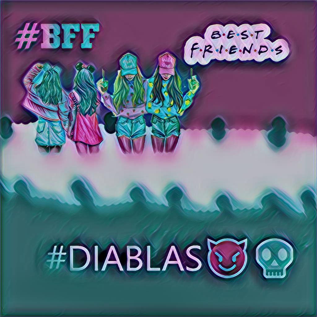 #DIABLAS