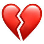 #Broken heart