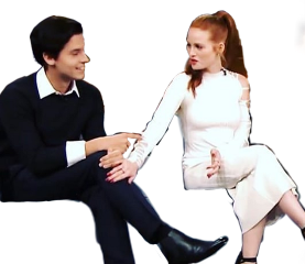 colesprouse madelainepetsch madelaineandcole freetoedit