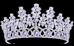 purple diamond gem gemstone stone freetoedit