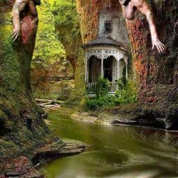 freetoedit water river man nature