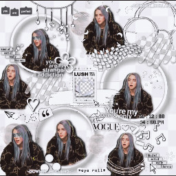 billieilish billie edit eilish complexedit
