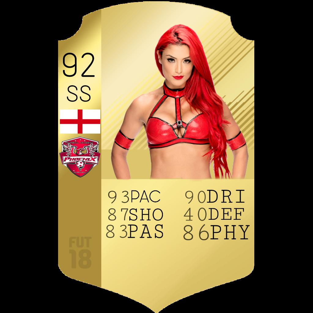 #fifagirl #card