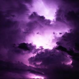 freetoedit purple sky purple_sky clouds