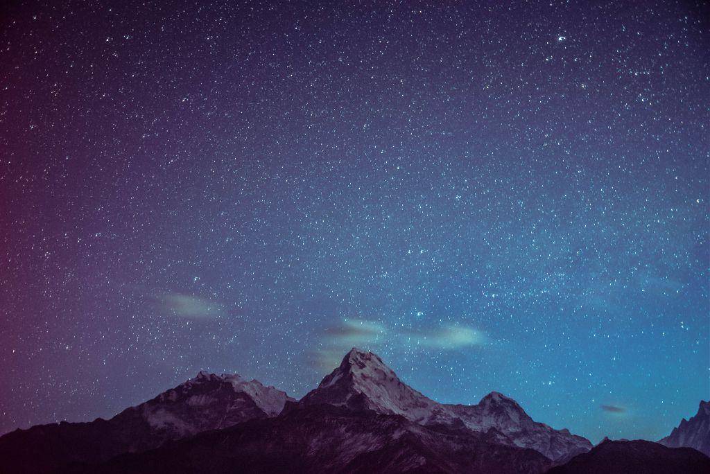 Cool remixes please! Unsplash (Public Domain) #nature #sky #galaxy #background #backgrounds #freetoedit