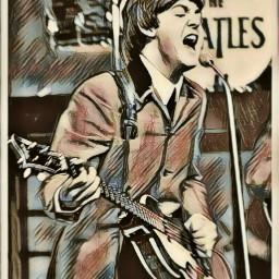 beatles paulmccartny musician beatlesfan early days lifreetoedit freetoedit