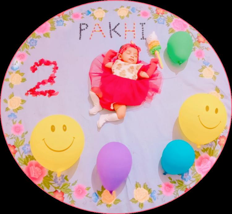 #pakhi