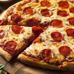 freetoedit yummy food pizza peperoni