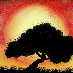 treepicsart challengepicsart dcalonelytree alonelytree