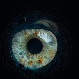 freetoedit myfantasyworld moonart eye