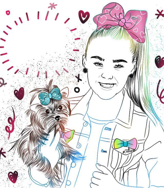#freetoedit  #remixit #mydrawing #fotoedit #longhair #girl #sketch #outline #motivation #flowers #stickers #inspiration #dog #smile #favorite #jojosiwa