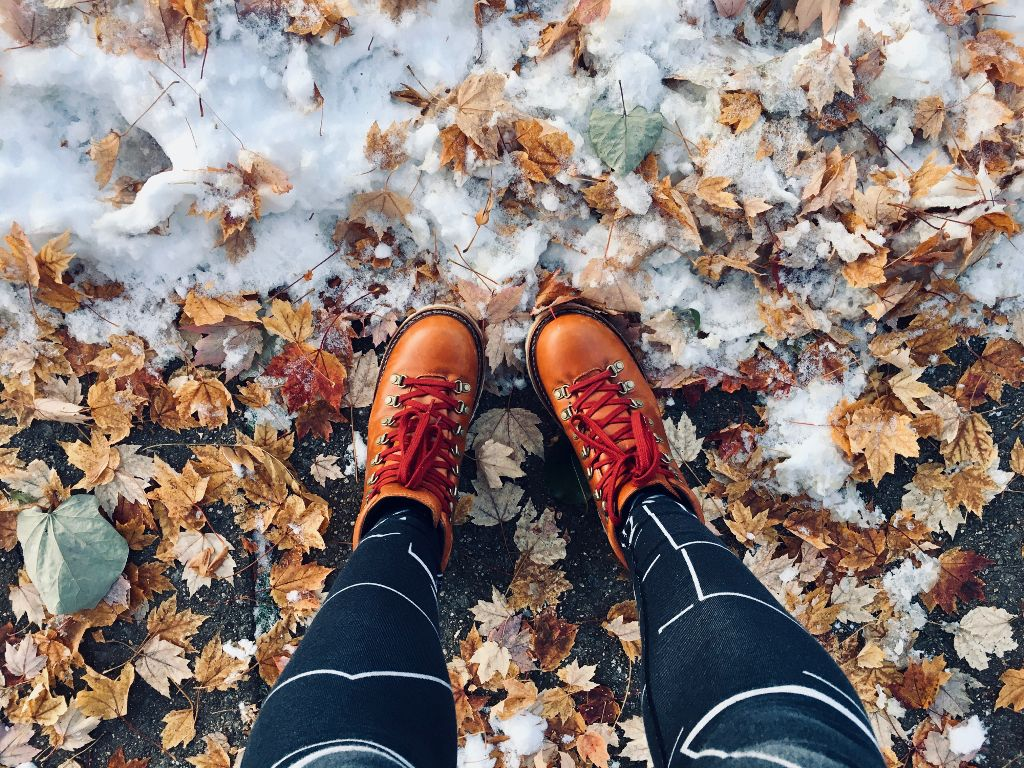 🍂🍁🐿 #autumn #autumleaves #leaves #shoes #snow #lovely #season #myfavorite #lovely #metime #myphoto #mypic #picsarteffects #friends #socialmedia #thoughts #onlygoodvibes #yolo #coldday #freetoedit