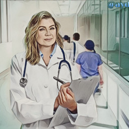 freetoedit doctor hospital greysanatomy medical ecgreysanatomyfanart