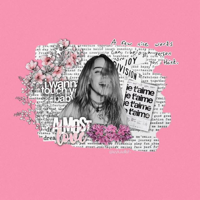 #edit #soft #aesthetic #pinkedit #pink #billie #eilish #billieeilish #billieedit #billiesoft #softaesthetic
